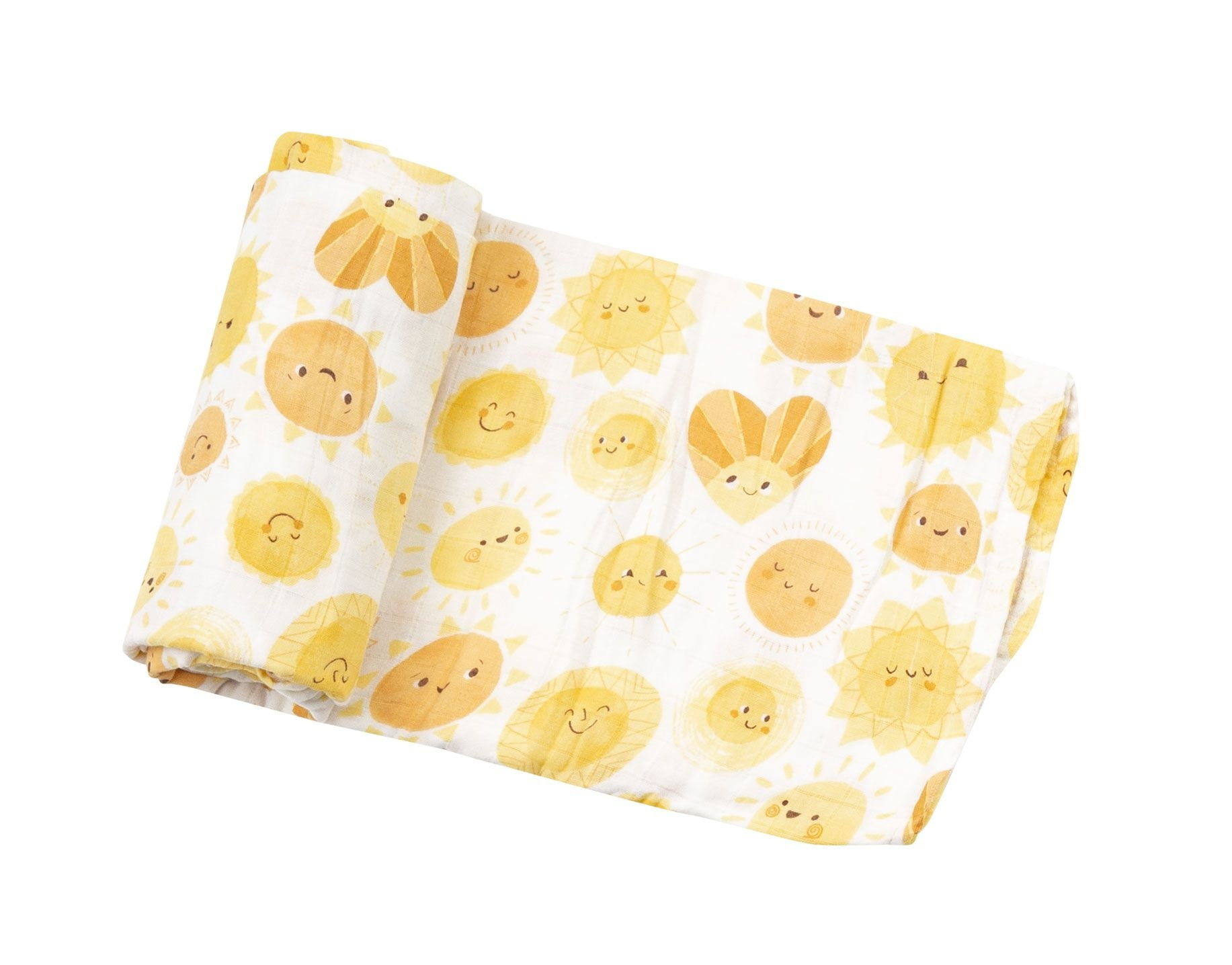 Angel Dear Angel Dear | Sunshine Muslin Swaddle