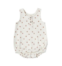 Quincy Mae Quincy Mae | Sleeveless Bubble in Peaches