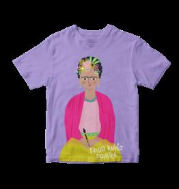 Piccolina Piccolina | Frida Kahlo Short Sleeve Tee