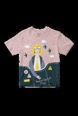 Piccolina Piccolina | Amelia Earhart Short Sleeve Tee