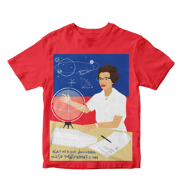 Piccolina Piccolina | Katherine Johnson Short Sleeve Tee