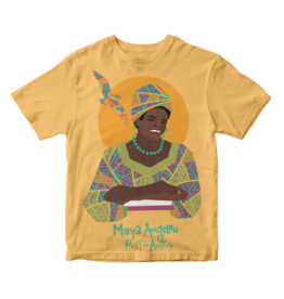 Piccolina Piccolina | Maya Angelou Short Sleeve Tee
