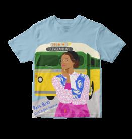 Piccolina Piccolina | Rosa Parks Short Sleeve Tee