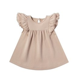 Quincy Mae Quincy Mae | Flutter Dress in Petal