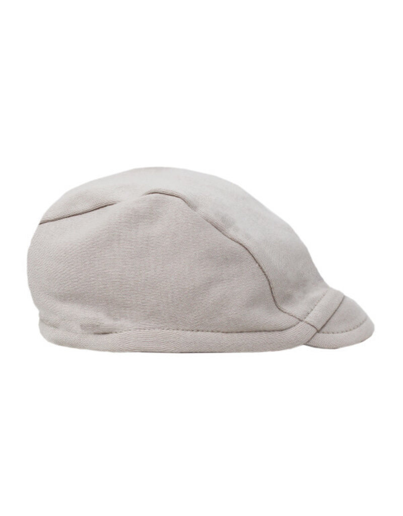 L'oved Baby | Riding Cap in Light Gray