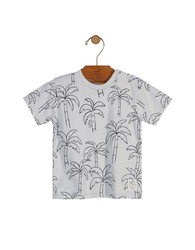 Up Baby| Palm Tree Tee