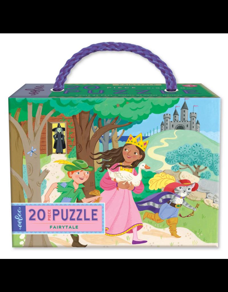 eeBoo eeboo   Fairytale 20pc Puzzle