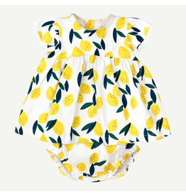Oliver & Rain Oliver & Rain | Lemons Dress Set
