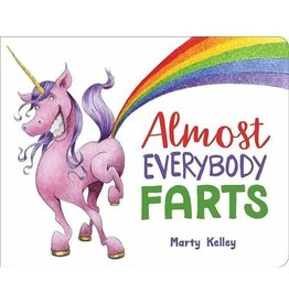 Almost Everybody Farts Board Book
