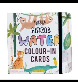 Floss & Rock Magic Water Card    Jungle