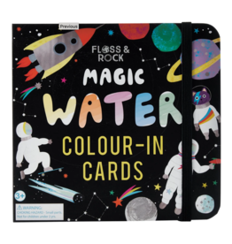 Floss & Rock Magic Water Card |  Space