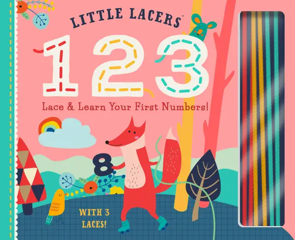 Little Lacers | 123 Lace & Learn Numbers