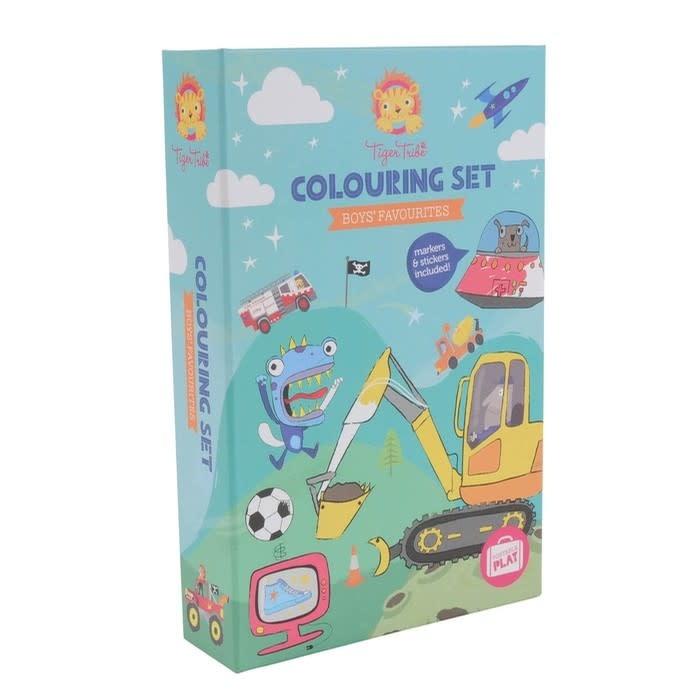 Adventures Coloring Set