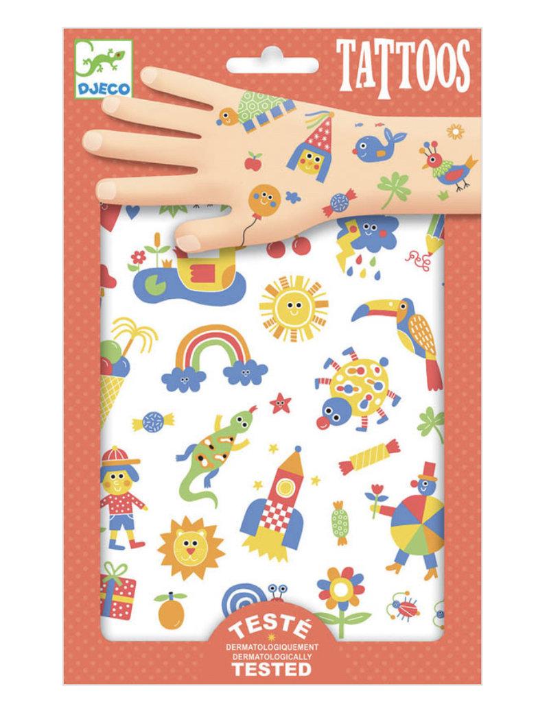 Djeco Djeco | So Cute Tattoos