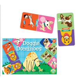 eeBoo eeboo | Doggie Dominoes