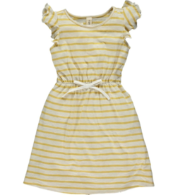 Vignette Vignette | Veronica Dress in Lemon