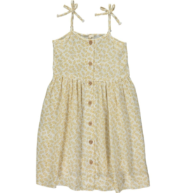 Vignette Vignette | Brooklyn Dress in Lemon