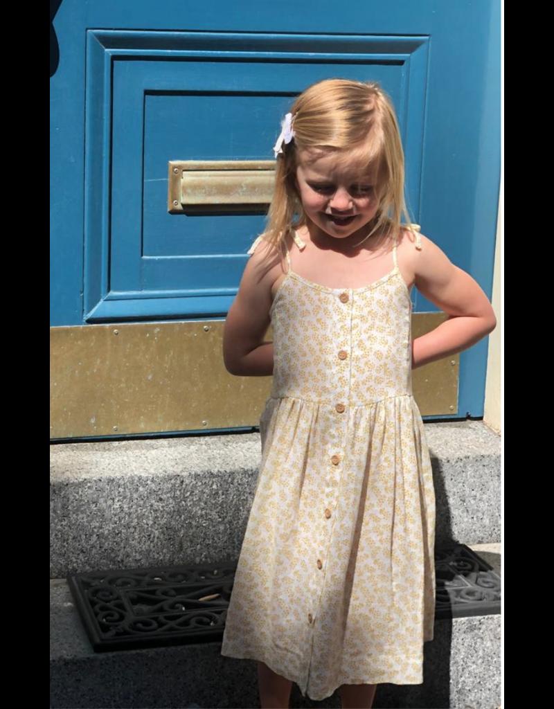 Vignette Vignette | Brooklyn Dress in Lemon