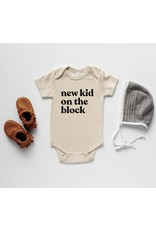 The Oyster's Pearl The Oyster's Pearl | New Kid on the Block Onesie