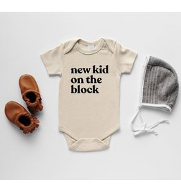 The Oyster's Pearl Gladfolk | New Kid on the Block Onesie