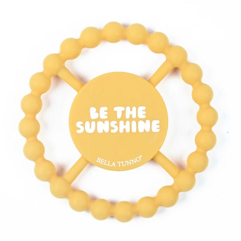 Bella Tunno Bella Tunno Happy Teether | Be the Sunshine