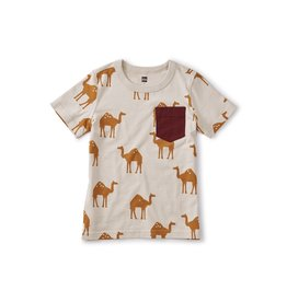 Tea Collection Tea Collection | Oasis Camel Tee