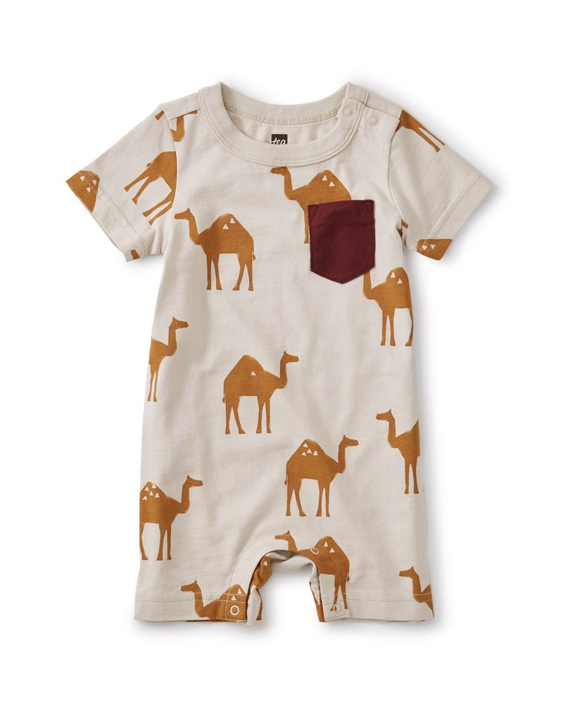 Tea Collection Tea Collection | Oasis Camels Romper