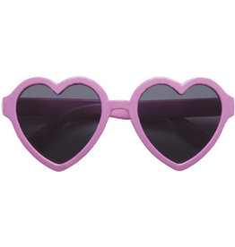 Hannah Heart Toddler Sunglasses, Pink, 2-4yrs