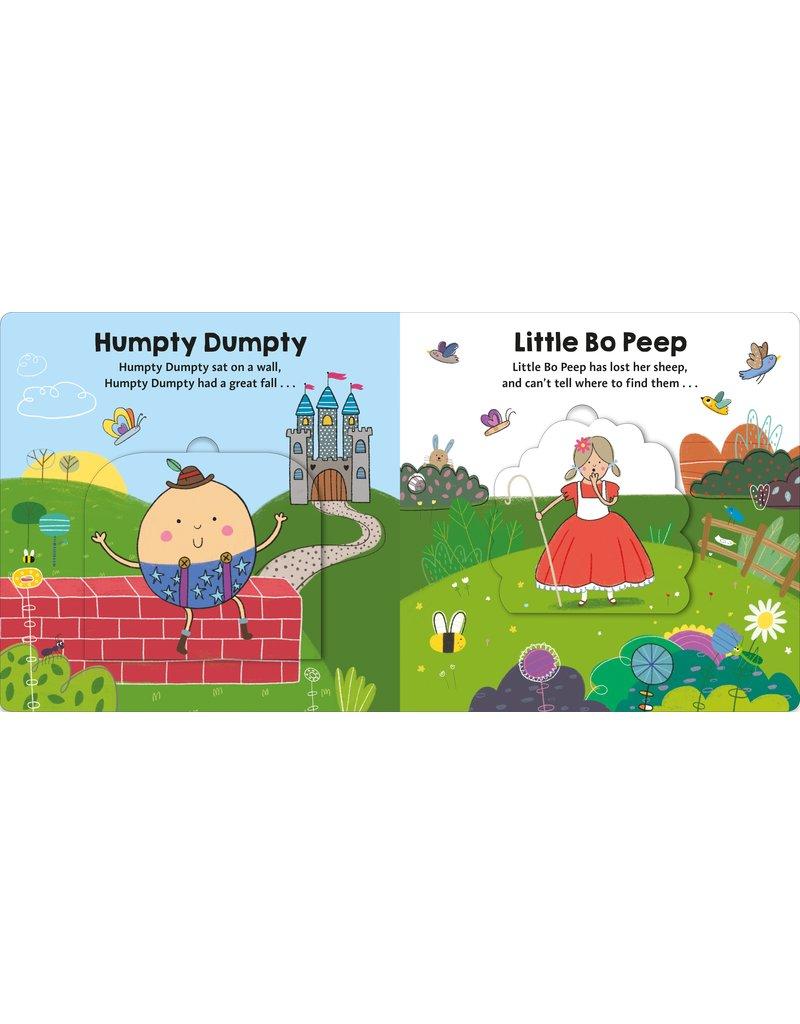 Lift the Flap : Nursery Rhymes