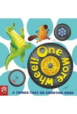 One More Wheel Counting Book