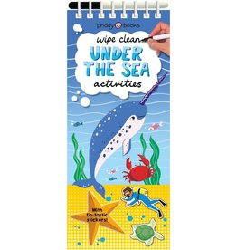 Wipe Clean Activities: Under the Sea