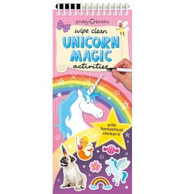 Wipe Clean Activities: Unicorn Magic