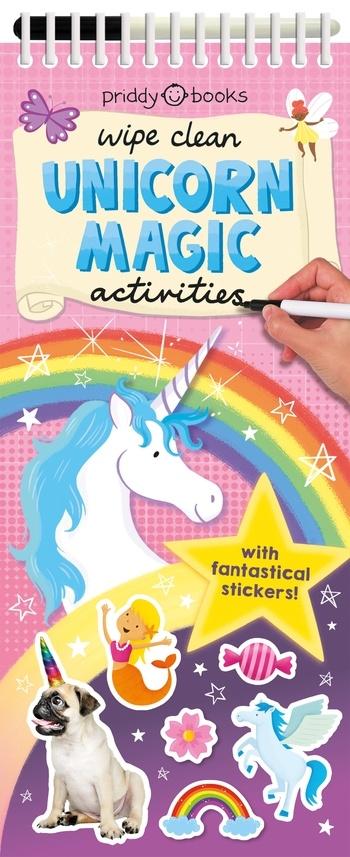 Wipe Clean Activities: Unicorn Magic