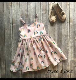 Annie & June | Handmade Sweetheart Dress