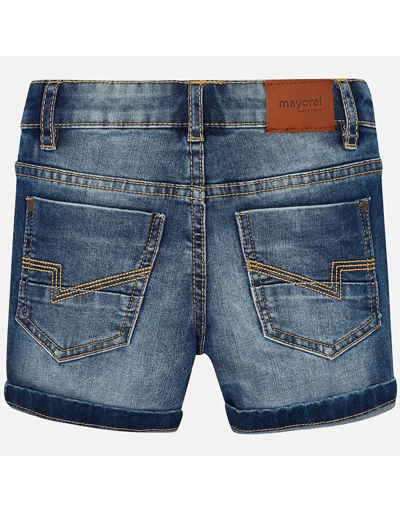 Mayoral Mayoral   Classic Denim Shorts