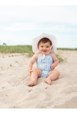 I Play Green Sprouts | Built In Swim Diaper Swimsuit in Swans