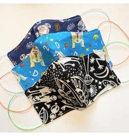 Assorted Face Mask for Kids - SPACE THEMES