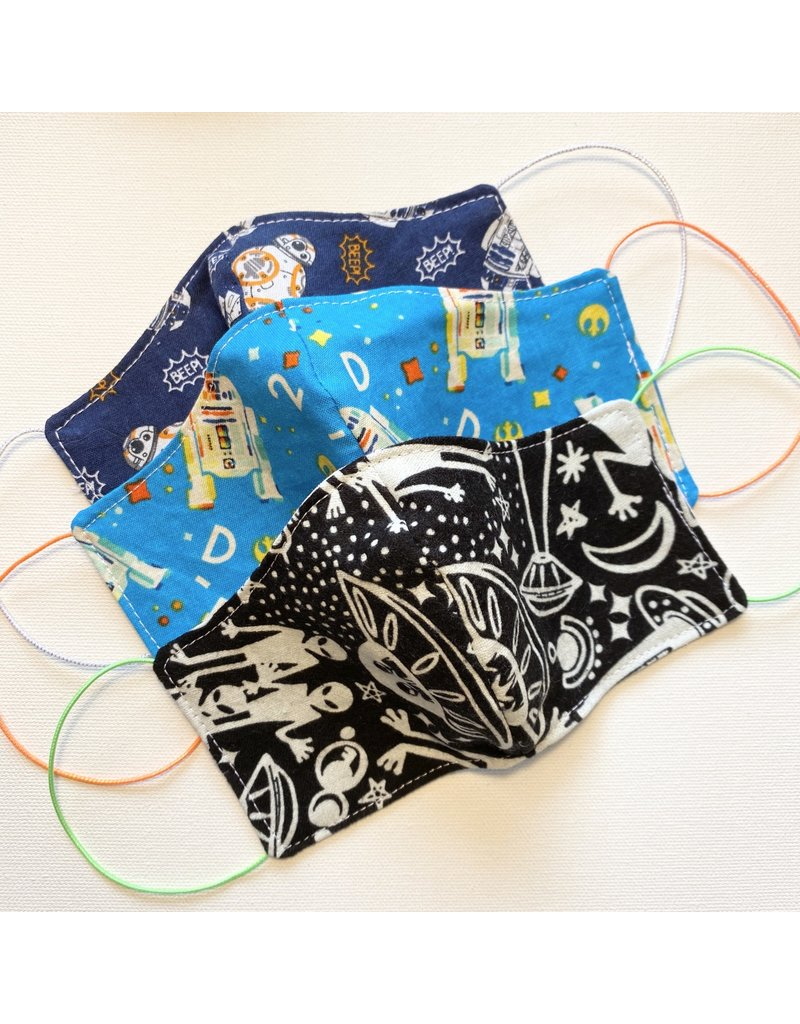 Assorted Face Mask for Kids - SPACE