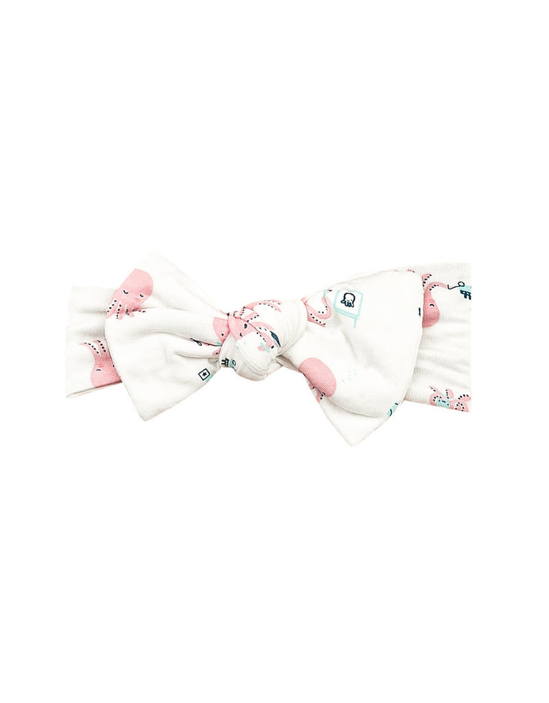 Angel Dear Angel Dear | Pink Octopus Headband
