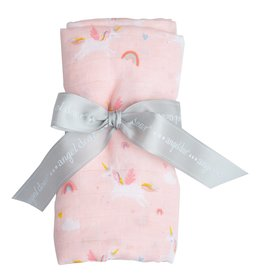Angel Dear Angel Dear | Unicorns Muslin Swaddle