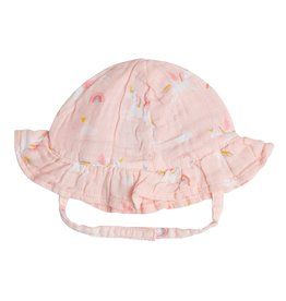 Angel Dear Angel Dear | Unicorns Muslin Sun Hat