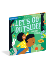 Workman Publishing Indestructibles | Let's Go Outside