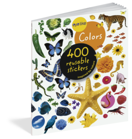 Workman Publishing Eyelike Colors Sticker Book