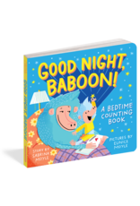 Workman Publishing Goodnight Babboon | A Bedtime Counting Book