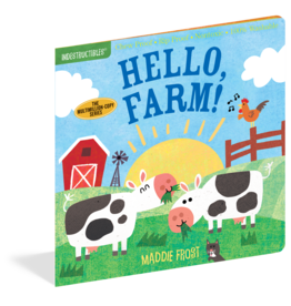 Workman Publishing Indestructibles | Hello Farm