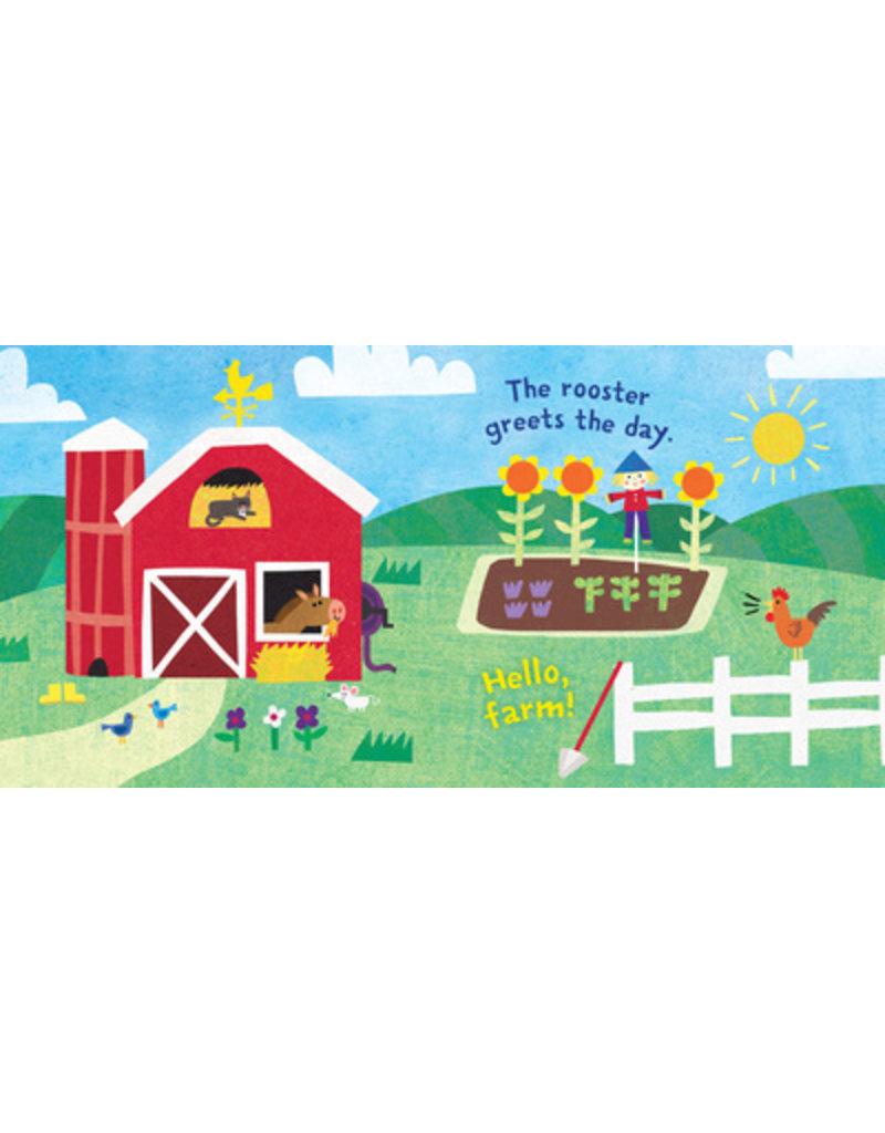 Workman Publishing Indestructibles   Hello Farm