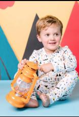 Nohi Kids Bird & Bean| Happy Campers Pajama Set