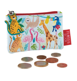 Floss & Rock Jungle Coin Purse