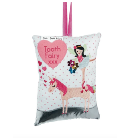 Floss & Rock Fairy Tooth Fairy Pillow