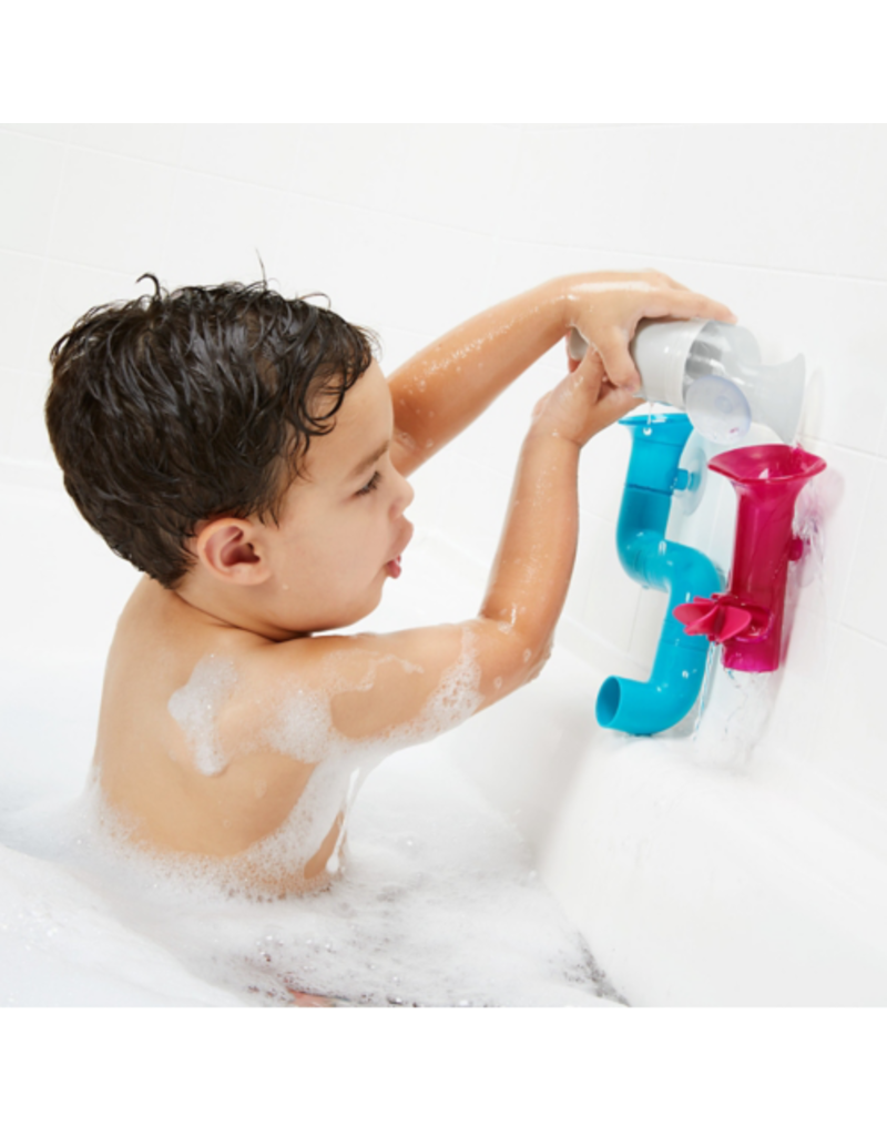 Tomy/Boon Boon   Tubes Bath Toy Set